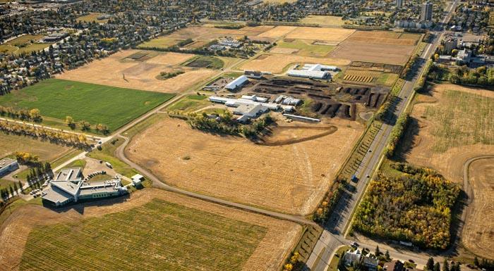 South Campus Aerial