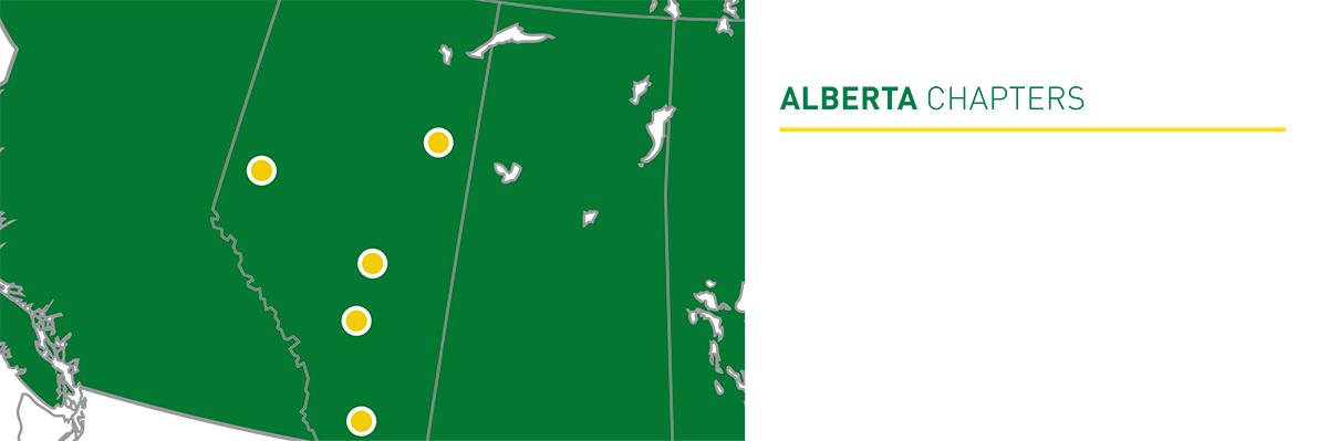 Alberta Chapters Banner