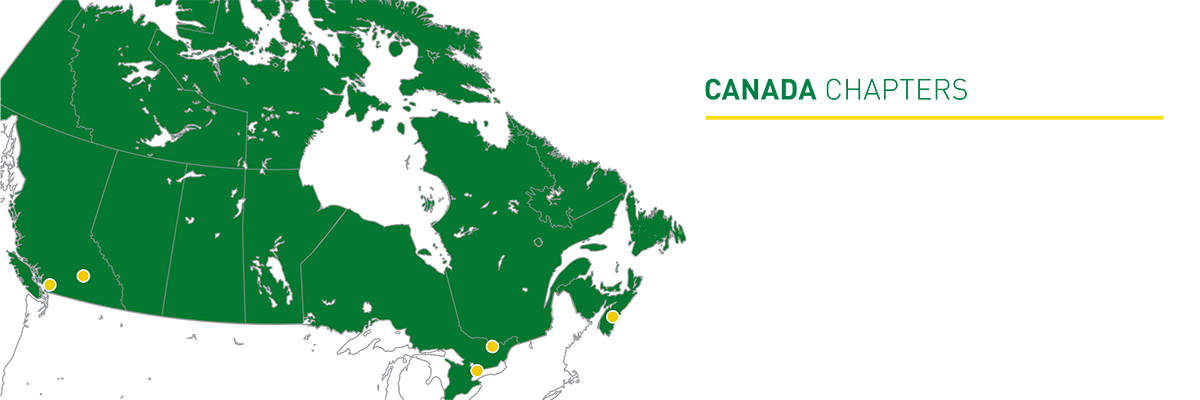 Canada Chapters Banner