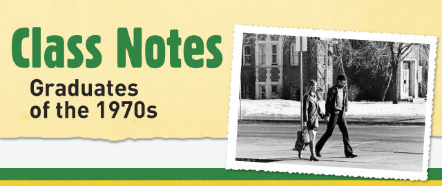 Class Notes 1970