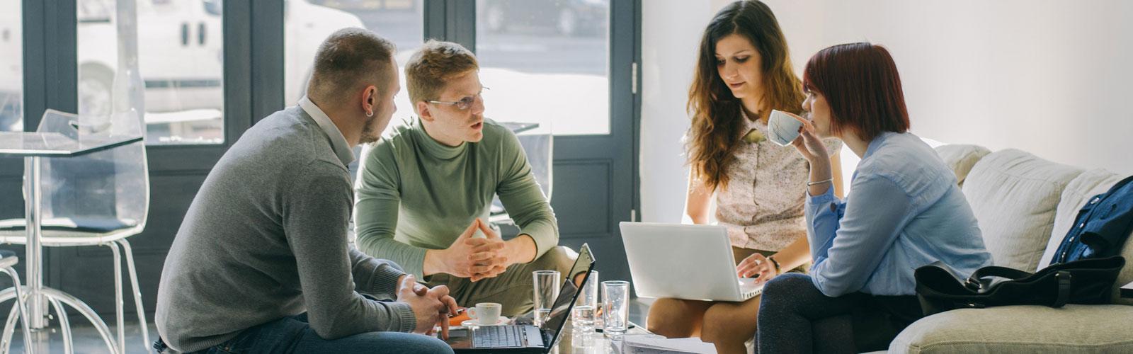 Corporate Alumni Relations Web Header