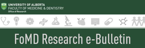 FoMD Research e-bulletin