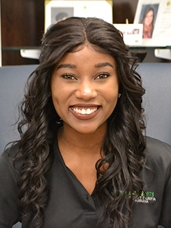 Photo of Kelsey Sibanda