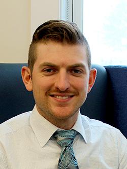 A photo of Lucas Hudec
