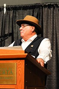 Dr. Ron Lett