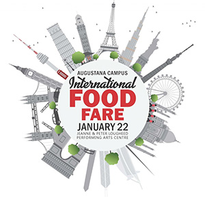 Graphic for the Food Fare