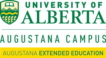 The wordmark of Augustana Extended Education