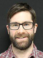Portrait of Greg King