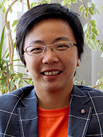 Portrait of Judy Liao