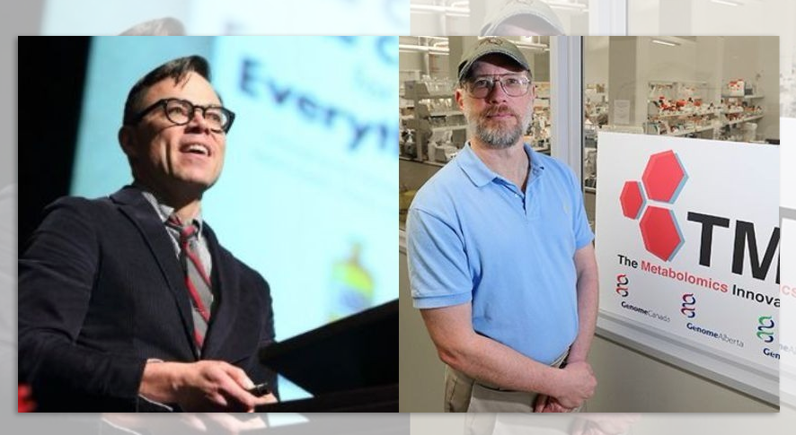 Genomics Project, Metabolomics Centre Get Major Funding Boost (Wishart Lab)