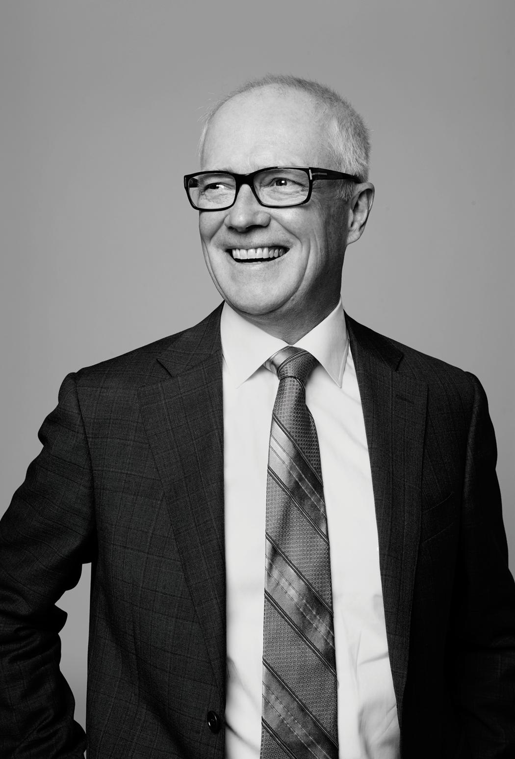 Alberta School of Business Dean, Joseph Doucet