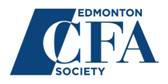 Edmonton CFA Society