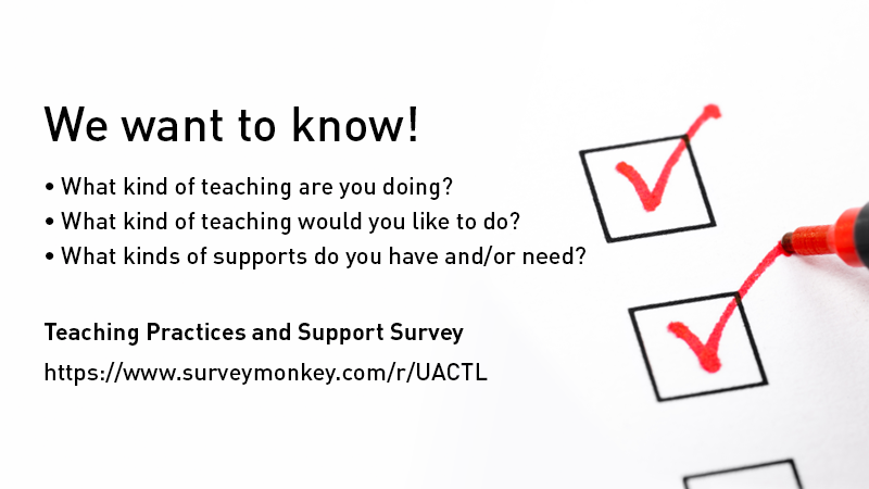 Teaching Practices and Support Survey