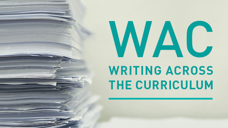 Writing Across the Curriculum (WAC)