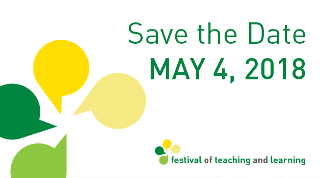 Festival of Teaching and Learning 2018