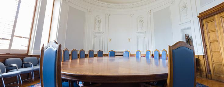 University of Alberta Senate Chamber