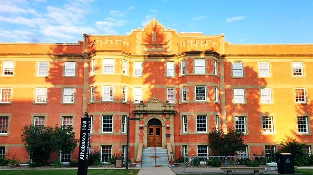 Athabasca Hall