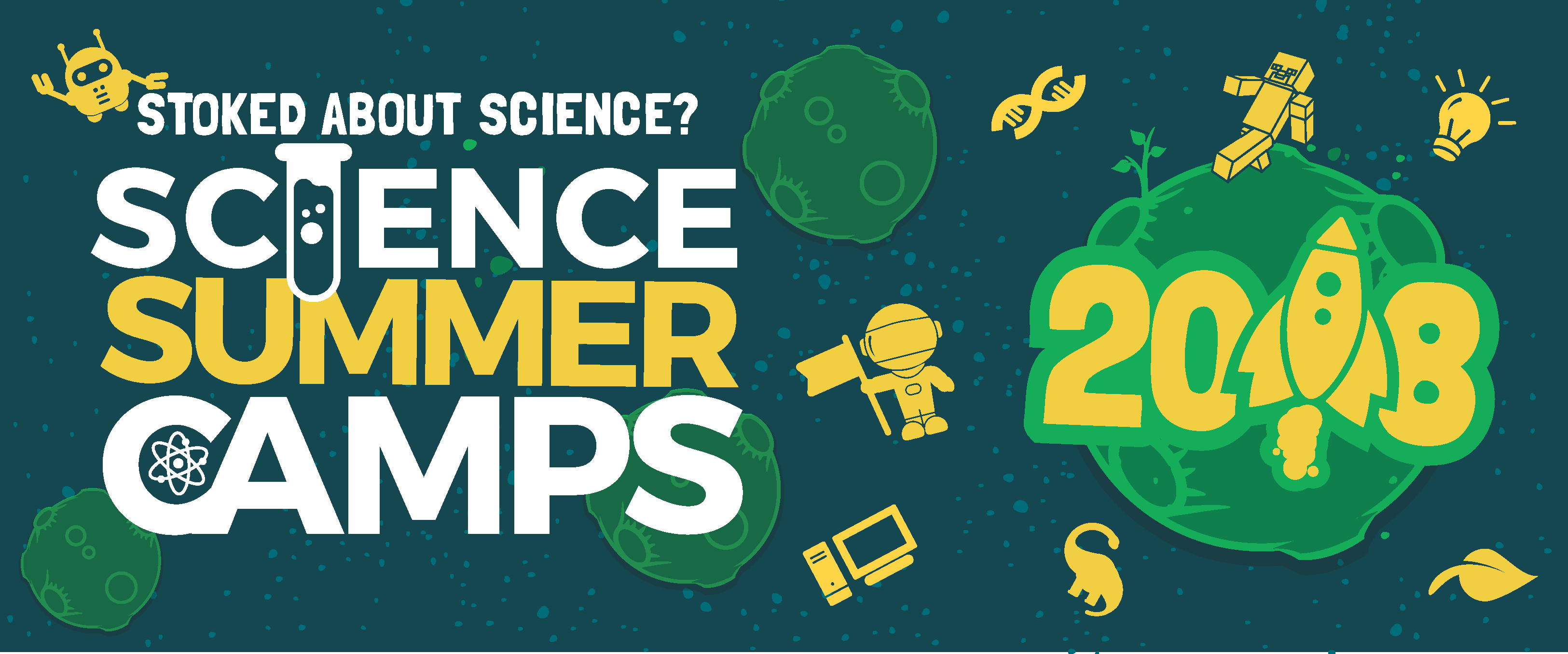 Science Summer Camps 2018