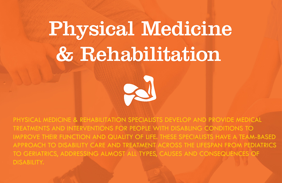 Division of Physical Medicine & Rehabilitation | Faculty of