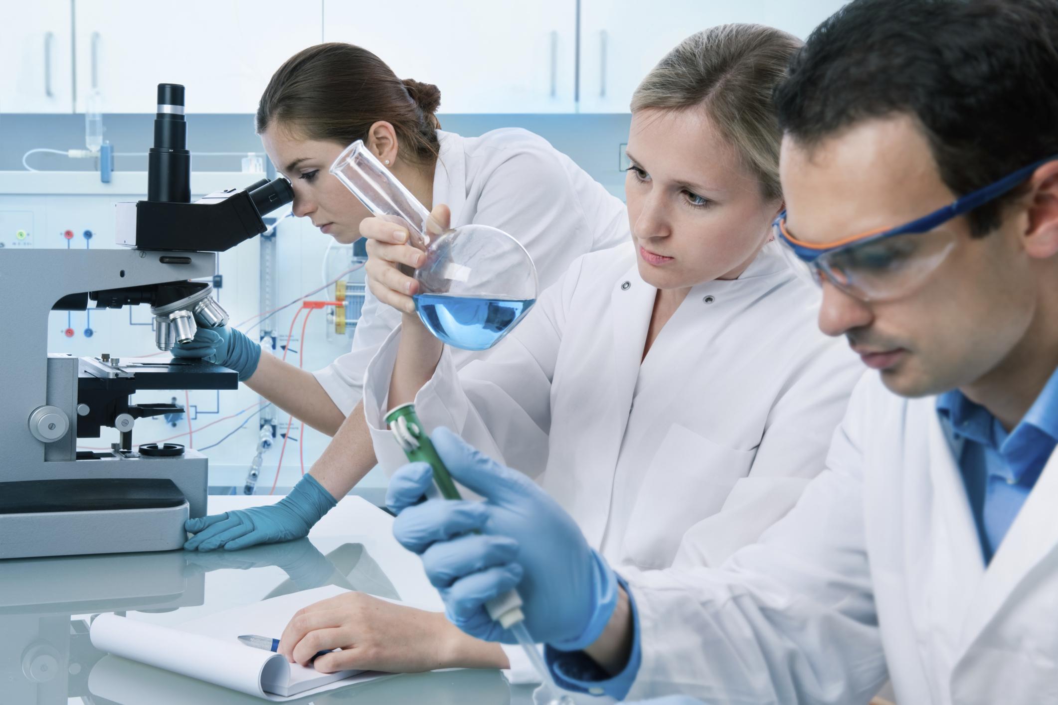 Image result for medical researcher