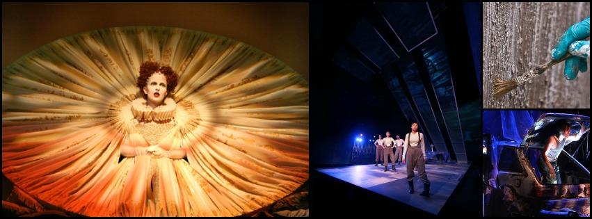 Mfa Theatre Design Department Of Drama