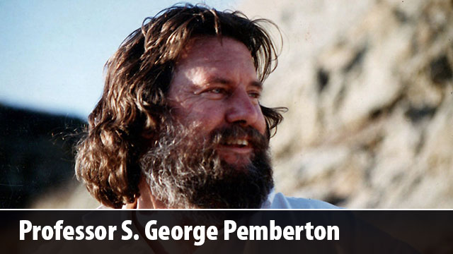 Professor S. George Pemberton