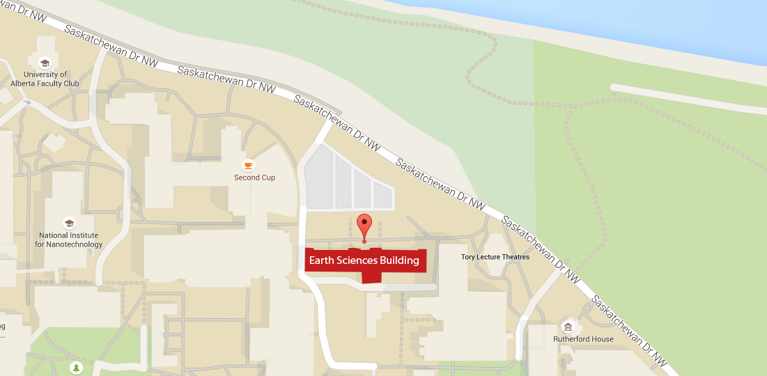 ESB - google map