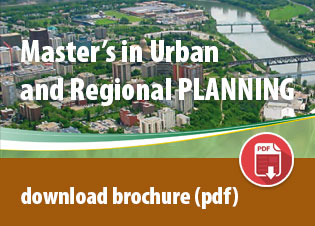 urban and regional planners