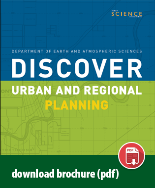 Discover urban and regional planning