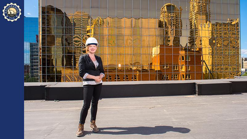 Tegan Martin-Drysdale, Civil Engineering