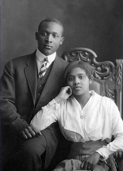 Debbie Beaver's Great Grandparents