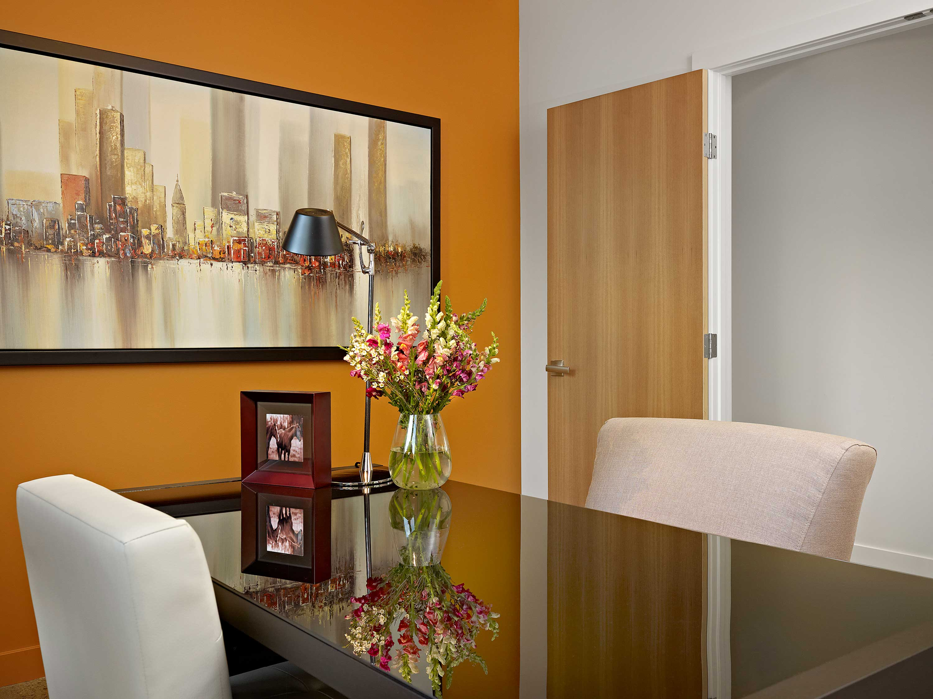 Home design and how colour can change rooms