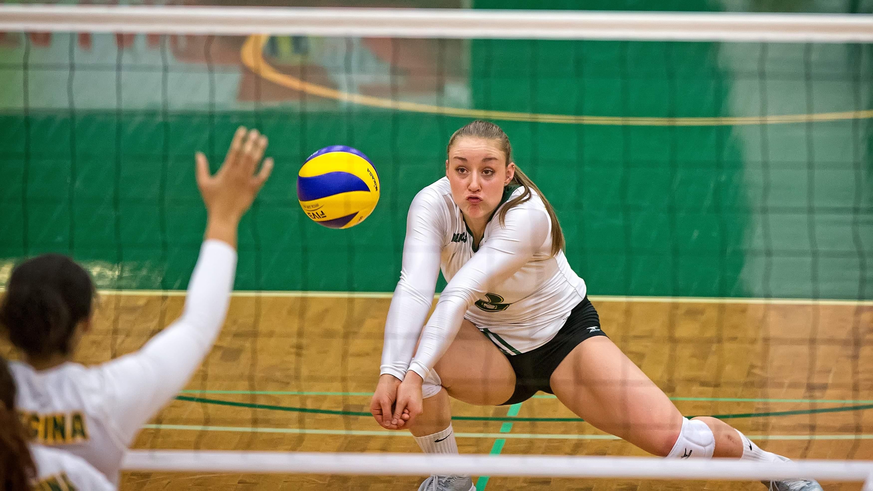 Erica Walsh - CSJ BA graduate and former Pandas Volleyball player