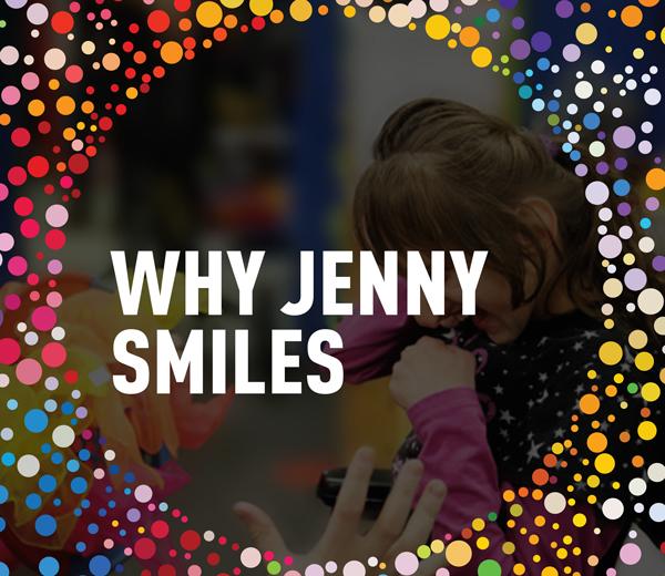 Why Jenny Smiles