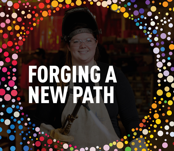Forging a New Path