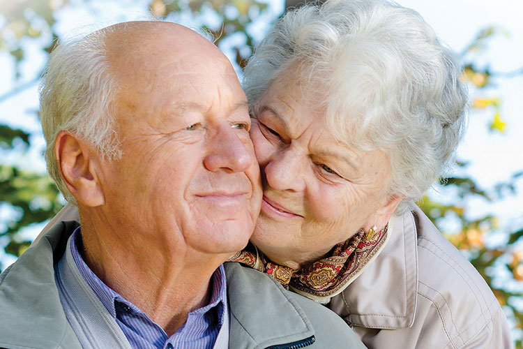 Charitable Gift Annuities Retired Couple