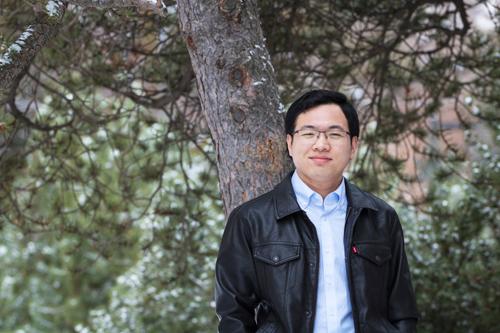 GSA VP External Zhihong Pan