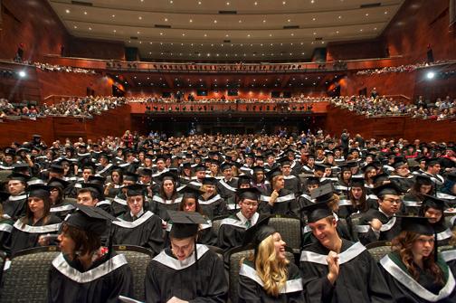 graduation, success, choose ualberta, making a difference