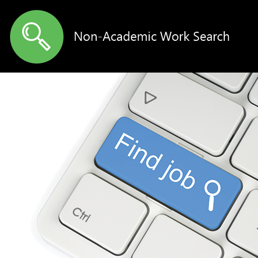 MyGradSkills Non-Academic Work Search