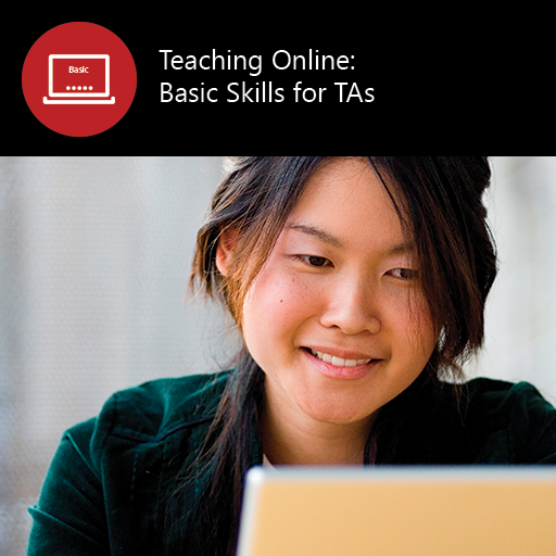 teaching-online-basic-skills for TAs