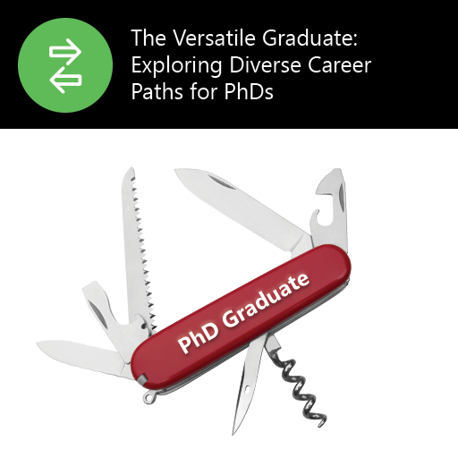 MyGradSkills Career Paths for PhDs