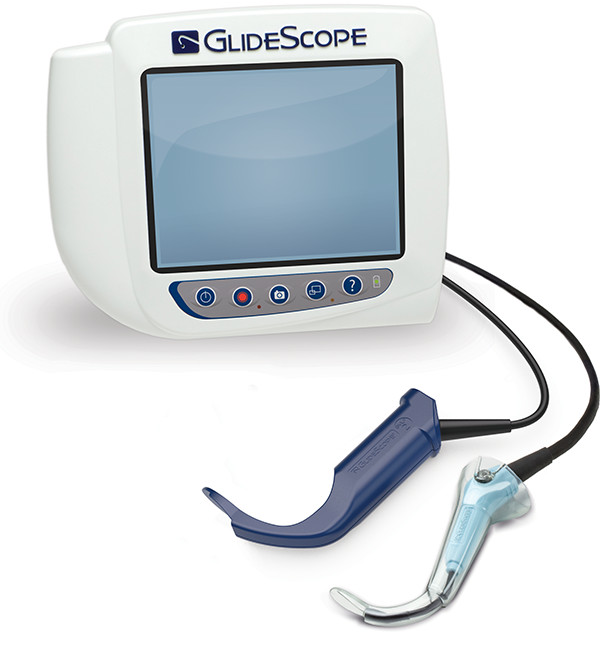 Glidescope Video Laryngoscope