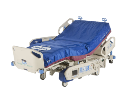 Hill-Room Bariatric Plus bed