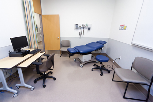 Exam Procedure Room photo