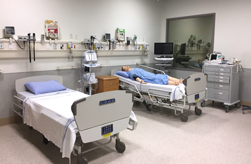 Critical Care Room