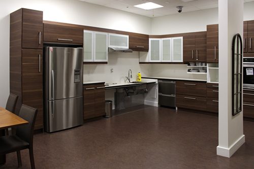 Smart Condo Kitchen