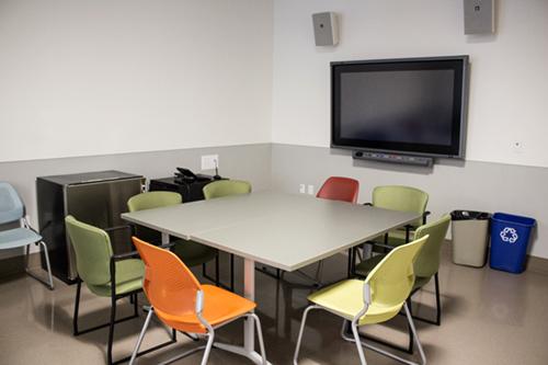 Standardized Patient Lounge