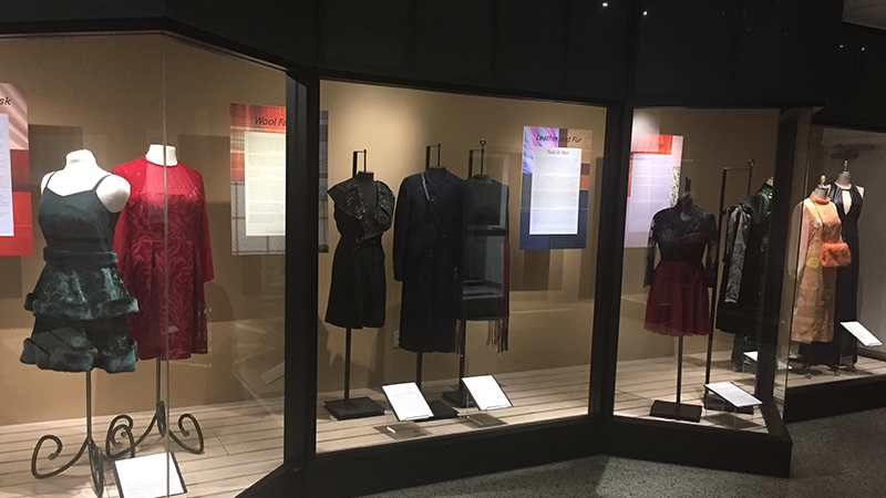 Fashion Exhibition Display