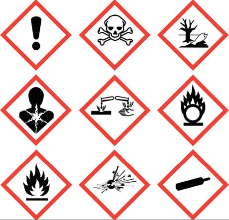 Whmis 2015 Environment Health Safety