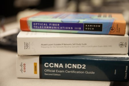 Cisco text books